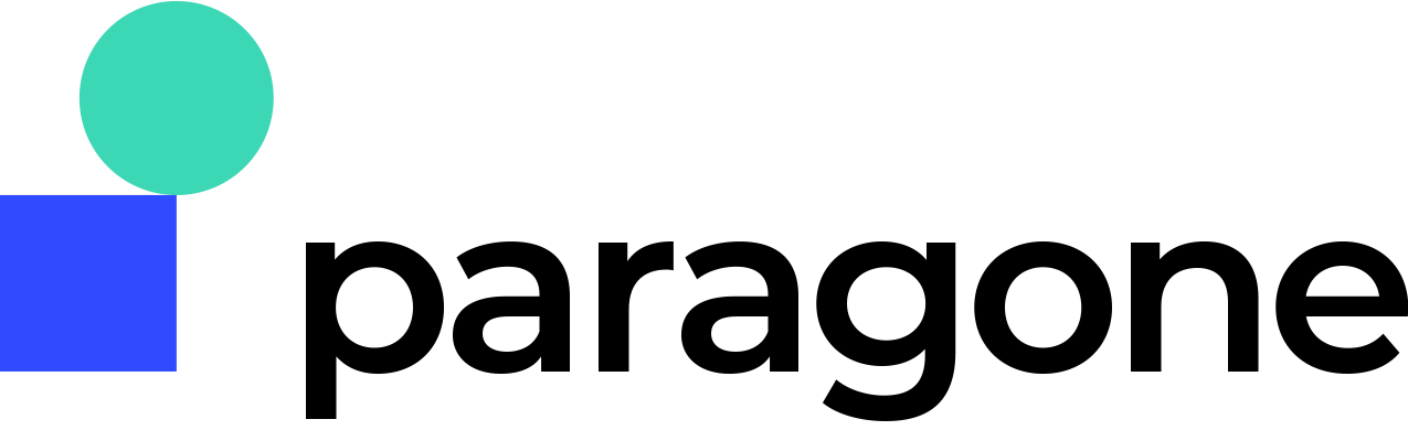 Paragone Logo2021 HORIZONTAL RGB BLACK